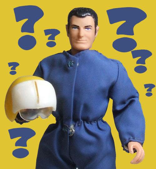 Mego Mystery Man/Pilot/Astronaut