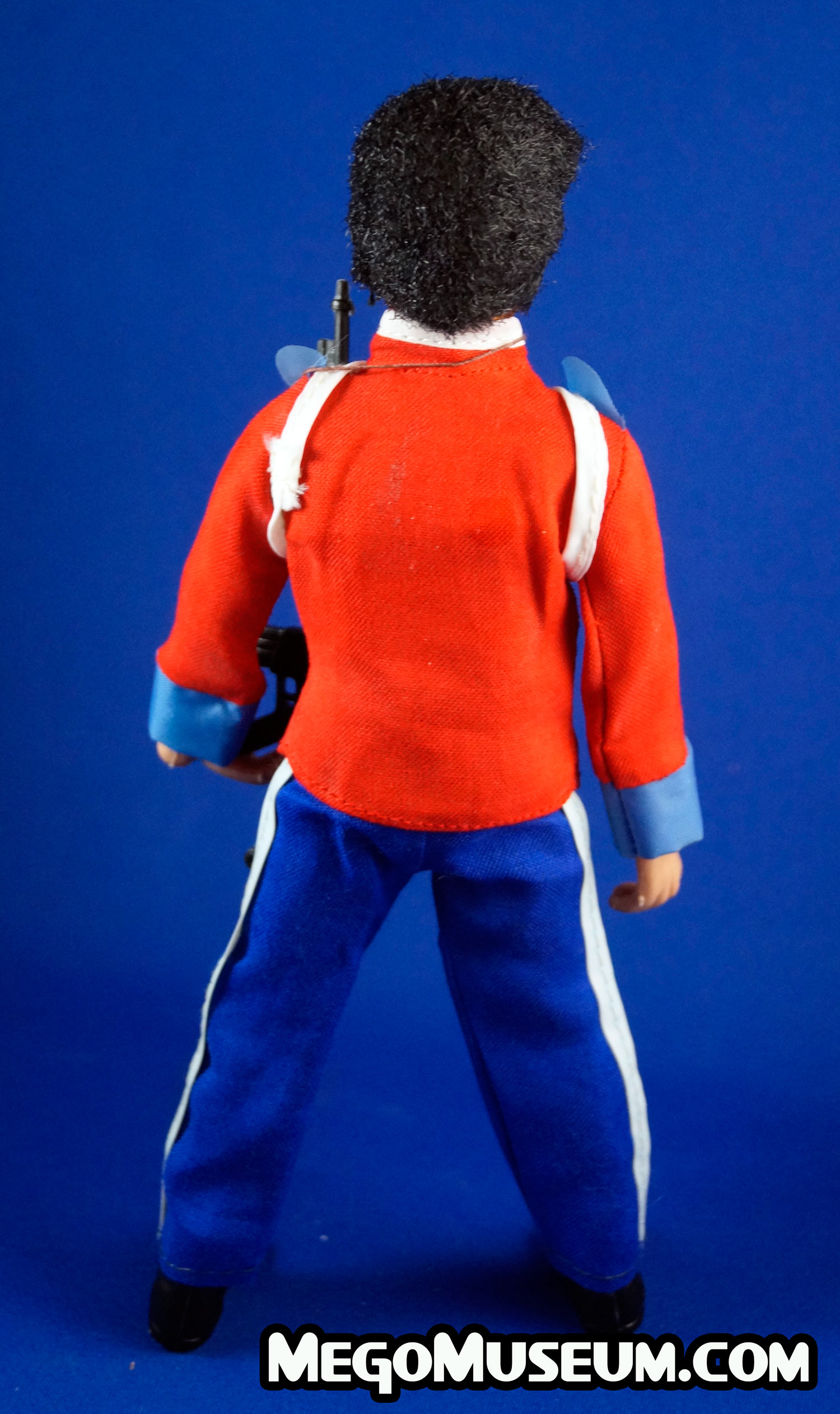 Mego Action Jackson Royal Guard Outfit
