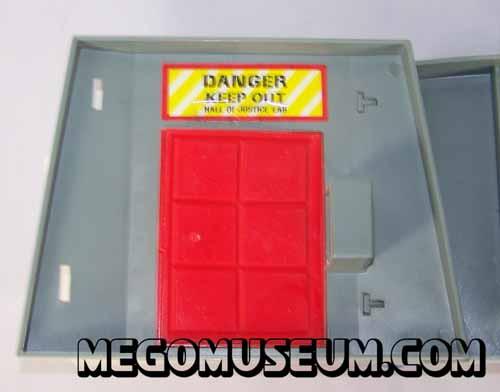 Mego Fortress of Solitude Door
