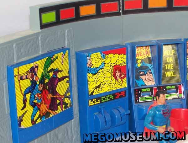 Mego Fortress of Solitude