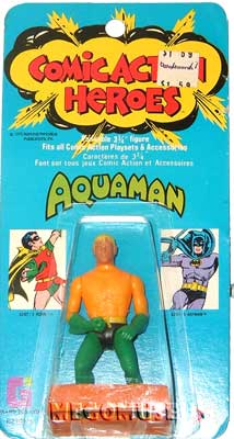 Grand Toys Canada early Aquaman Packaging