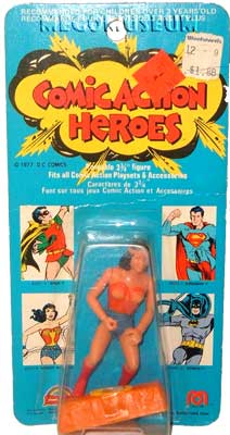 Grand Toys Canada Wonder Woman Packaging