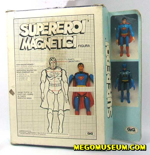 magnetic Superman