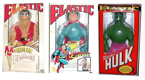 Elastic Heroes Gallery Mego Museum