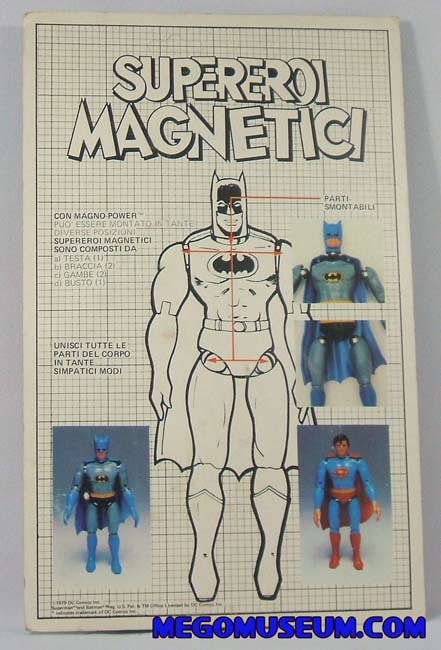 carded GIG Magnetic Batman