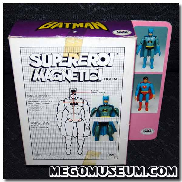 Boxed GIG Magnetic Batman