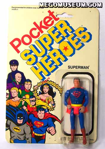 Mego Pocket Superheroes gallery updated
