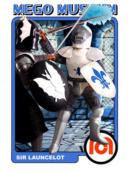 Mego Lancelot Figure