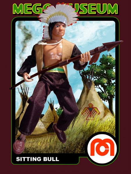Mego Sitting Bull