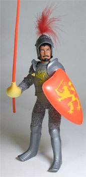 Mego King Arthur