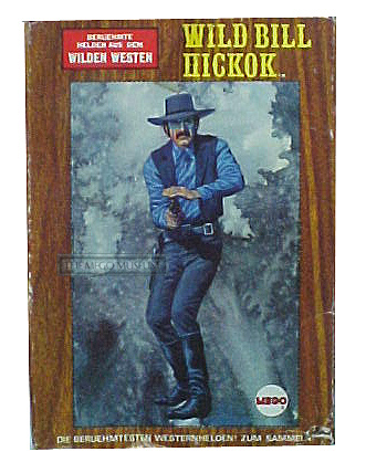 German Western Heroes by Mego