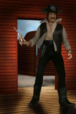 Mego Wild Bill Hickok I Mego American West I Mego Museum