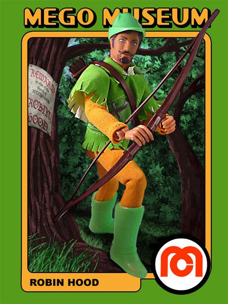 Robin Hood Mego