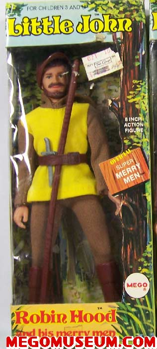 Mego Little John Box