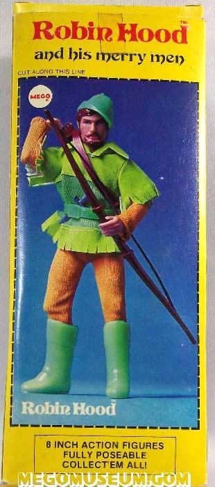 Mego Robin Hood Box