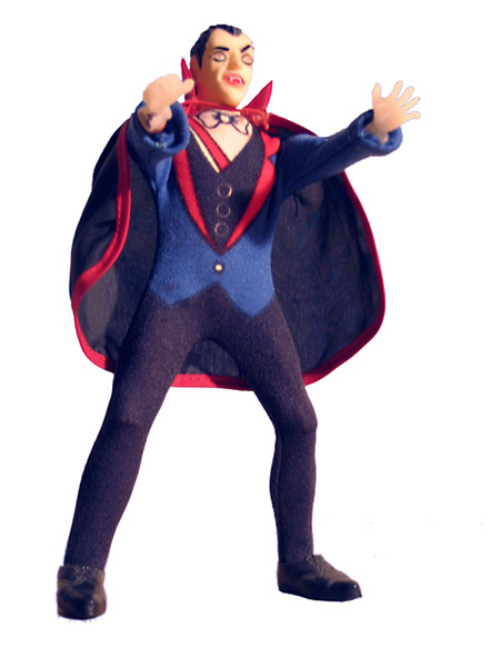 Mego Mad Monsters Dracula