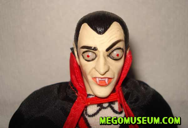 Mego Mad Monsters Smooth Haired Dracula Doll