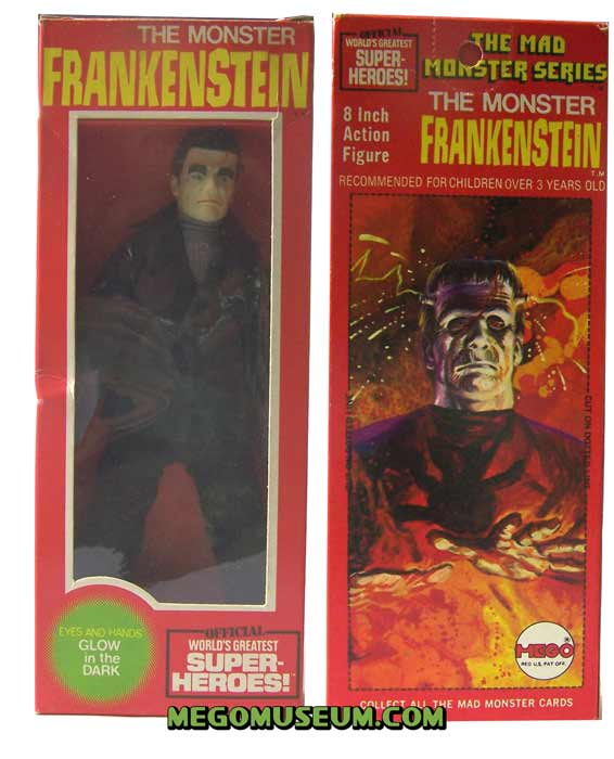 Mego Window Boxed Frankenstein