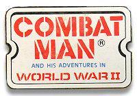 Mego Combat Man, US released lionrock figures