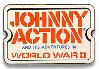 Mego Johnny Action, US released lionrock WW2 figures