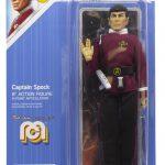 Mego Wrath of Khan Spock