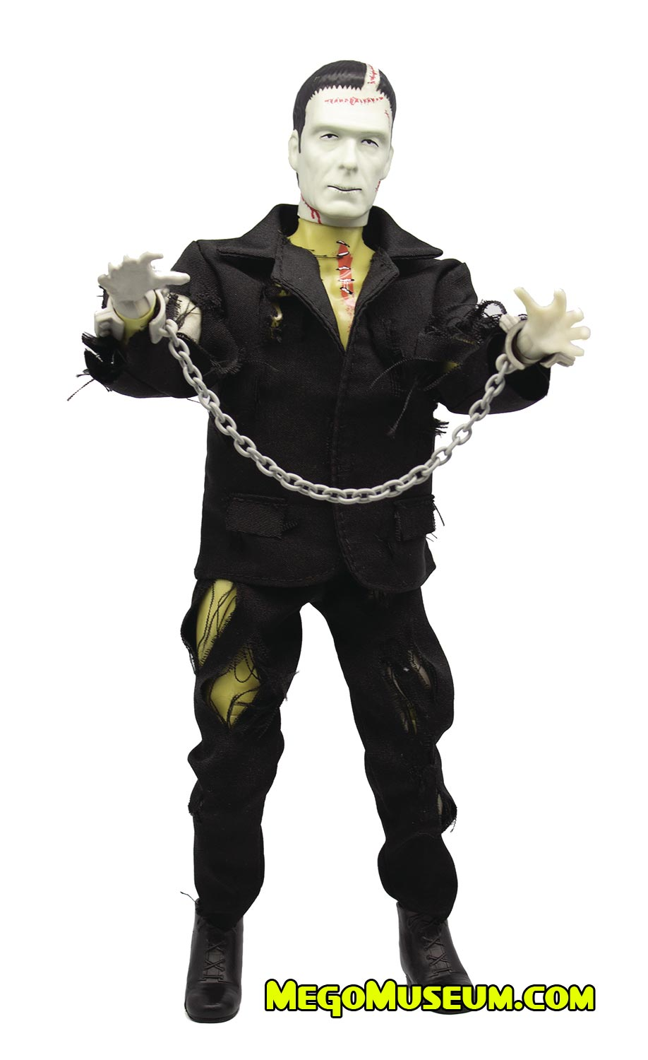 """the new 14"""" Frankenstein by Mego Corp"""
