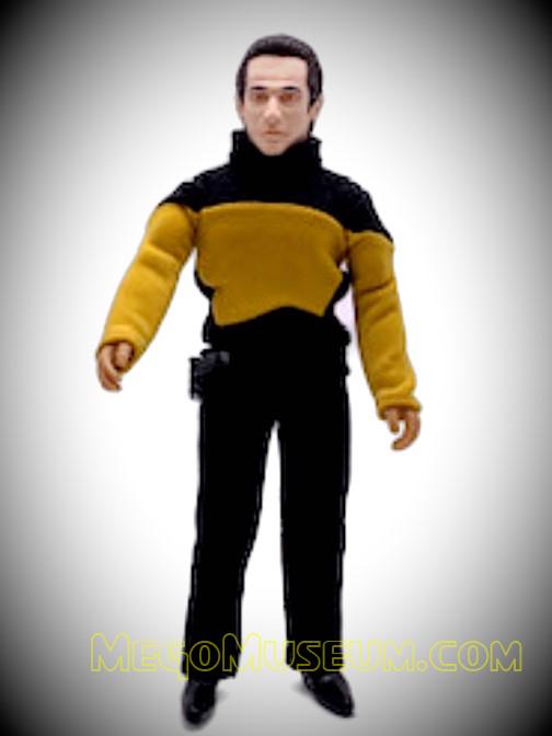 Mego Data from Star Trek TNG
