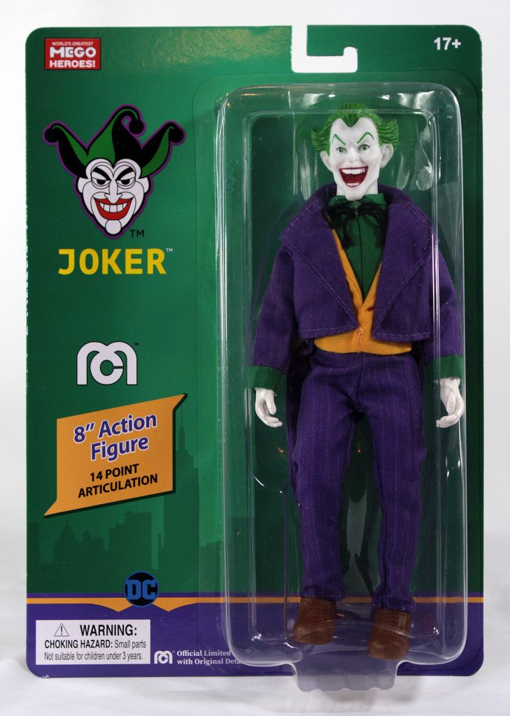 Mego Joker 2021
