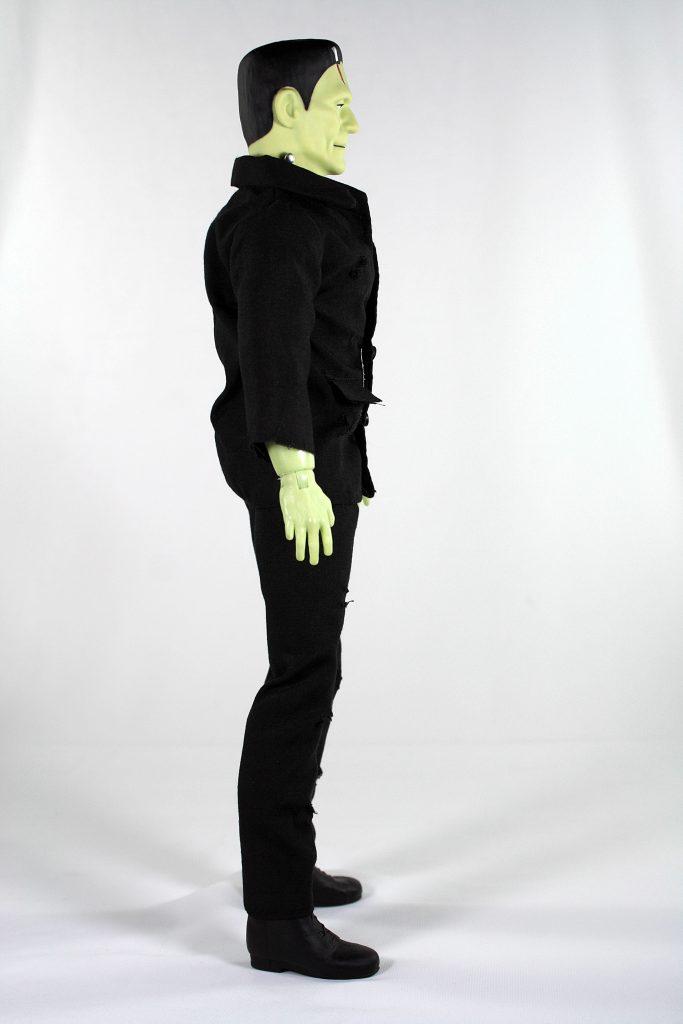 Mego Frankenstein side