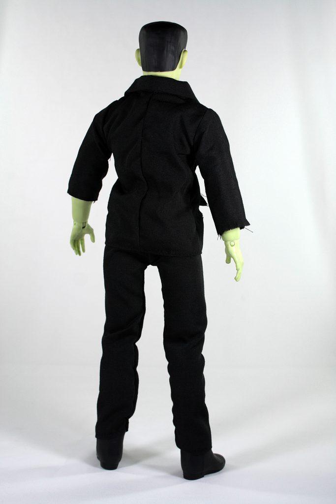 Mego Frankenstein back
