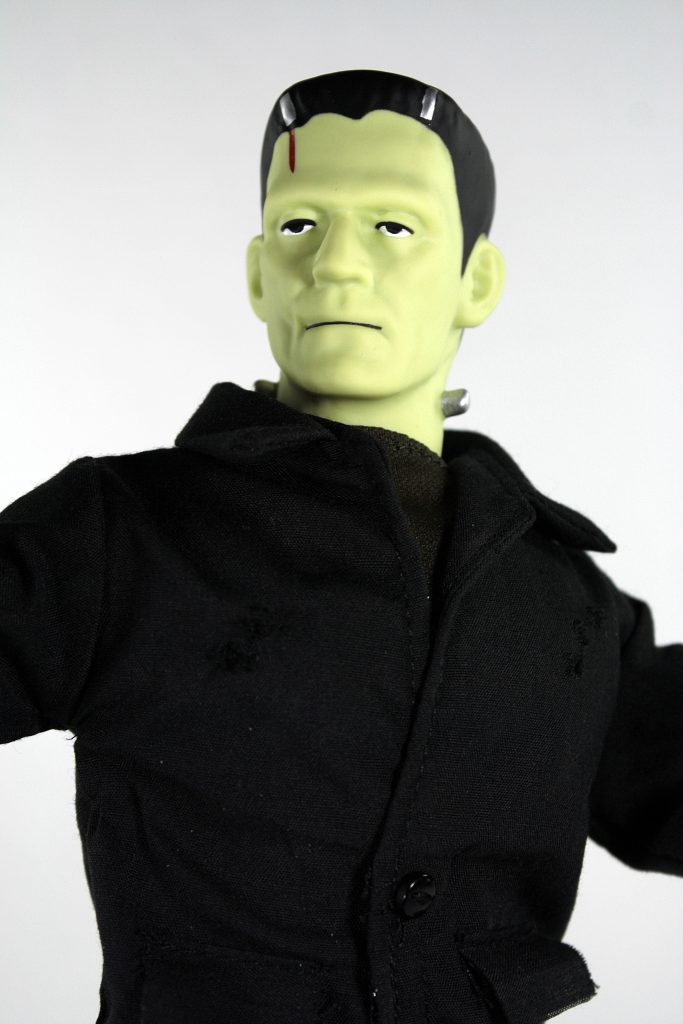 Mego Frankenstein head