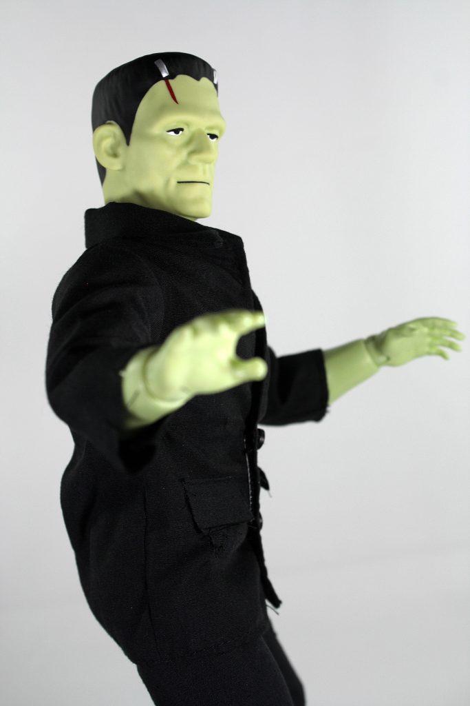 Mego Frankenstein head hands