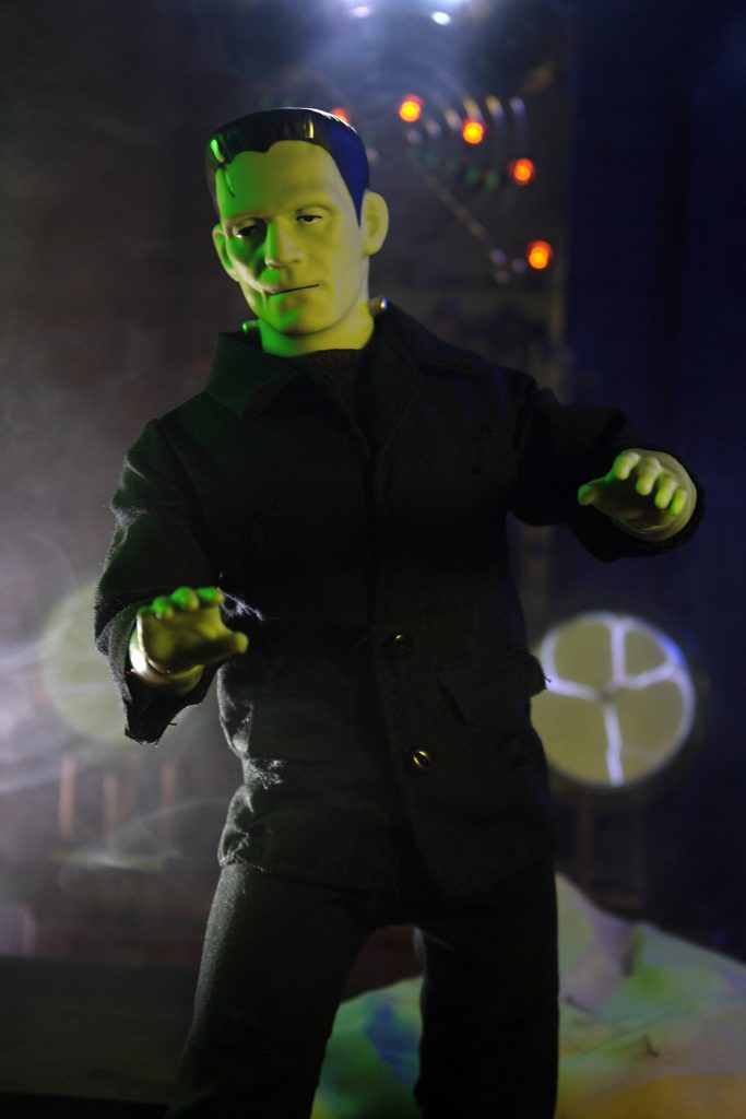 "Mego 14"" Frankenstein figure"