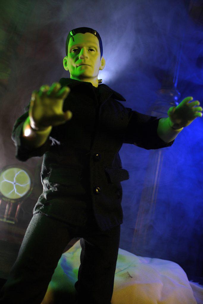 "Mego 14"" Frankenstein doll"