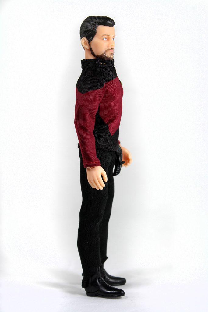 Mego Riker Star Trek TNG