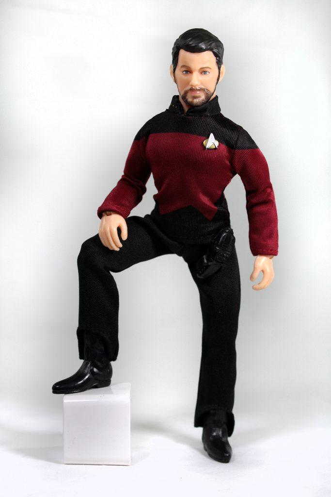 Mego Will Riker Star Trek TNG