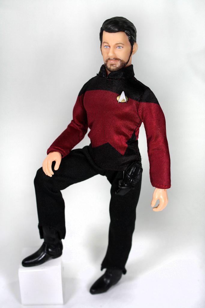 Mego Will Riker