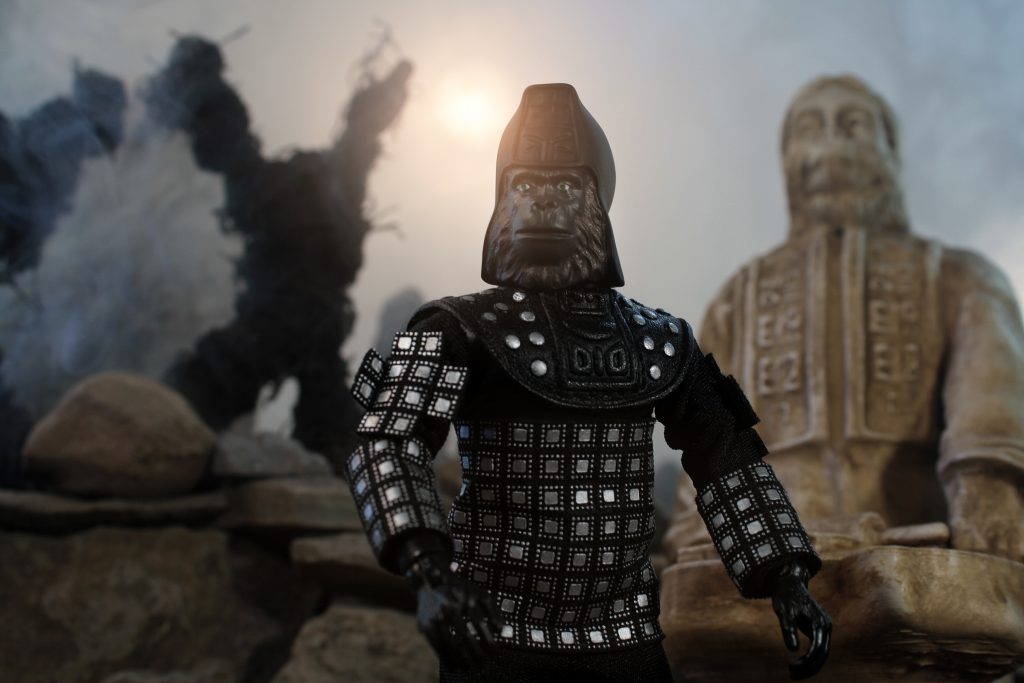 mego planet of the apes figures
