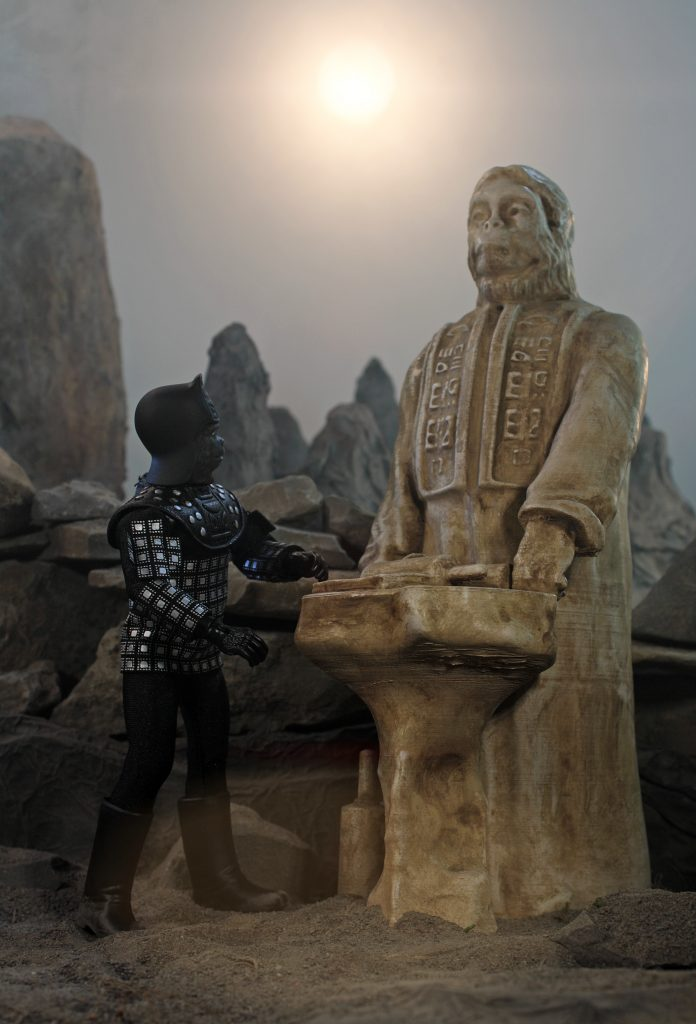 new mego planet of the apes