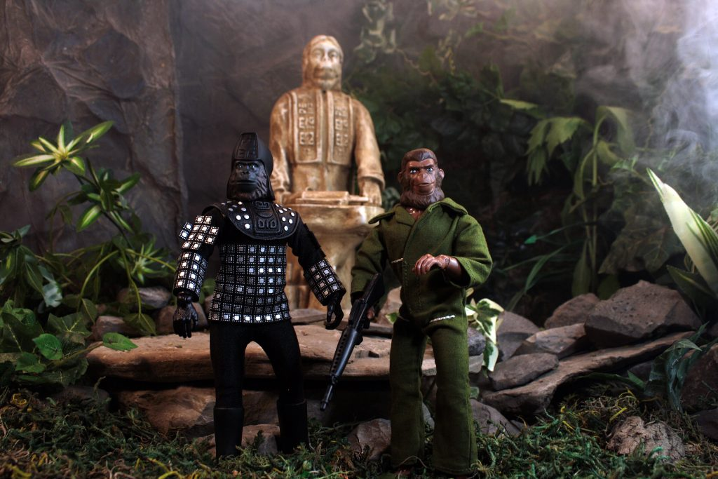 mego planet of the apes caesar