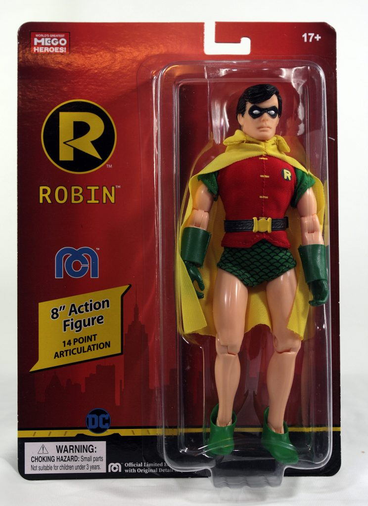 Carded Mego Robin