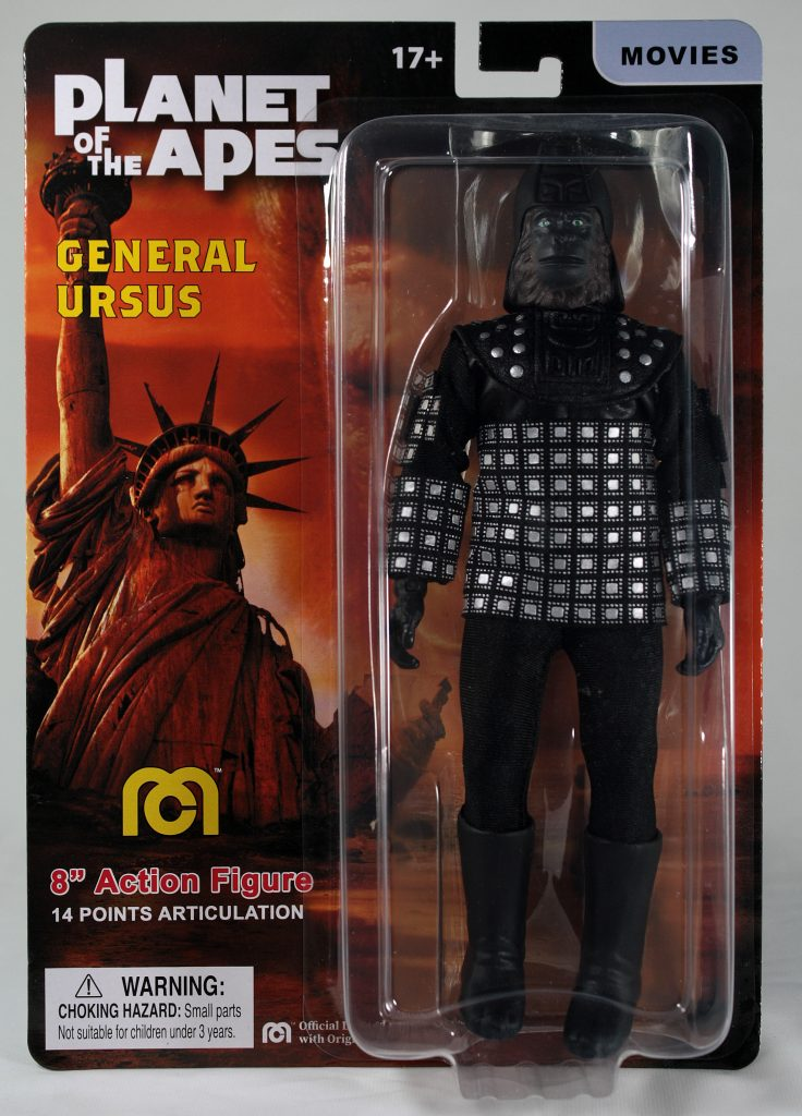 mego planet of the apes 2021 carded
