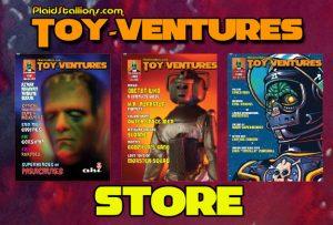 Toy-Ventures Magazine