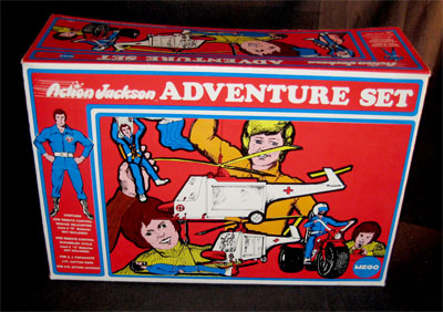 AJ Adventure box unproduced mockup
