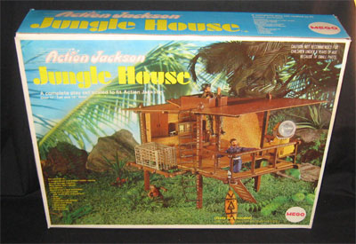 Action Jackson Junglehouse Box