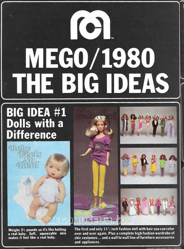 mego 1980 fashion candy merchandising click for a larger view