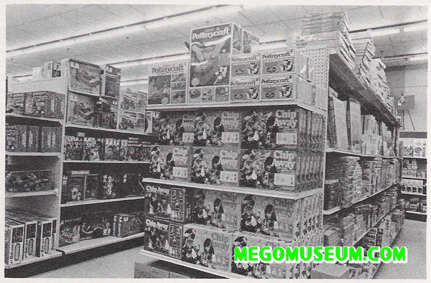 mego superheroes in 1975