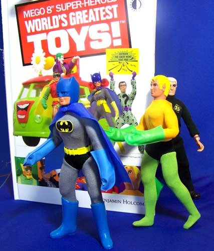 Mego Superheroes World's Greatest Toys