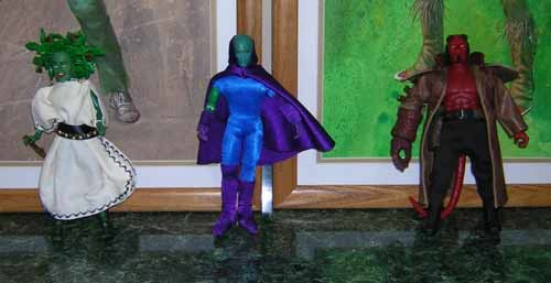 mego custom contest winners