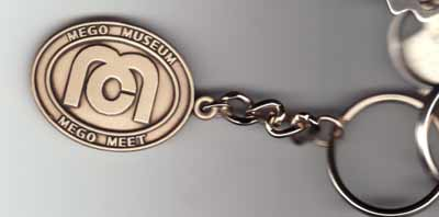 megomeet key chain